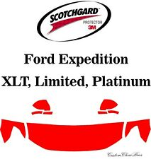 3M Scotchgard Paint Protection Film Clear Pre-Cut Kit 2018 2019 Ford Expedition