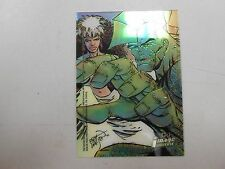 1995 Image Universe clearchrome chase card C-1 Savage Dragon! NM/MN and rare!