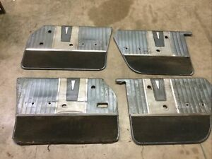 Vintage And Classic Interior Parts For 1961 For Pontiac Bonneville For Sale Ebay