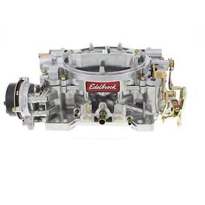 Edelbrock 1411 Performer 750 CFM 4 Barrel Carburetor, Electric Choke