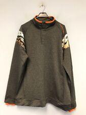 Mens Sweatshirt Legendary Whitetails Performance Pullover Big Game Shirt Size XL