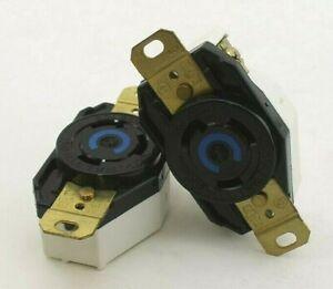 Hubbell HBL2620 Twist-Lock Receptacle (Box of 10)