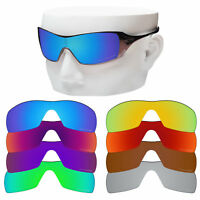 OOWLIT Replacement Lenses for-Oakley Dart Sunglasses Polarized Etched