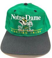 Notre Dame Twins Enterprise Brand NCAA Snapback Hat