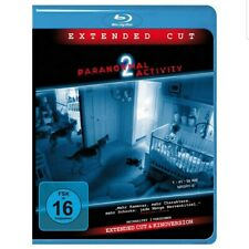 Paranormal Activity 2 - Extended Cut - BluRay - Sehr Guter Zustand