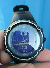 Suunto ambit   Watch  Made in Finland working but have some problem!