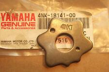 YAMAHA XVZ13 VMAX XV17 XV1600 GENUINE GEAR-SHIFT STOPPER PLATE - # 4NK-18141-00