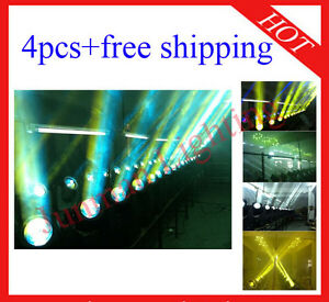 230W Sharpy 7R Beam Moving Head Light  DJ Stage Moving Head 4pcs Free Shipping