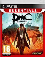 DMC DEVIL MAY CRY 5  V  EN CASTELLANO NUEVO PRECINTADO PS3