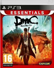 DMC DEVIL MAY CRY 5  V  EN CASTELLANO NUEVO PRECINTADO PS3