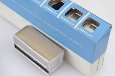 """6 PACK ARGUS AIREQUIPT METAL SLIDE MAGAZINE TRAY HOLDS 36 2 x 2"""" 35mm SLIDES"""