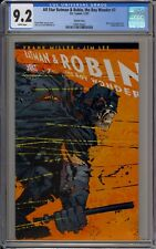 ALL STAR BATMAN AND ROBIN, THE BOY WONDER #7 - CGC 9.2 - VARIANT - 1990192002