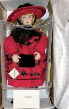 Marie Osmond Some Where In Time Porcelain Raimi Doll I.O.B.