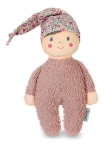 Sterntaler Baby Spielpuppe Stoffpuppe Ida   mit Rassel 22 cm  3002156
