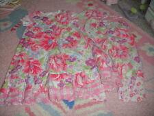 BOUTIQUE BABY LULU 5 CAPRIS DRESS SHIRT GYPSY ROSE LOT