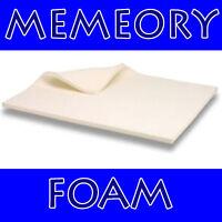 Double Bed Size - Luxury Memory Foam Mattress Topper