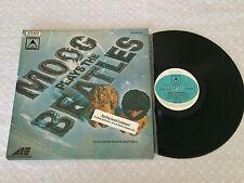 MOOG PLAYS THE BEATLES 1969 AUSTRALIAN RELEASE LP