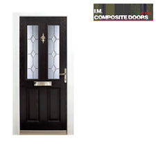 Altmore Two Athena Arena Backing Glass Composite Door