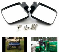 Golf Cart Folding Side View Mirrors For Club Car, Ezgo, Yamaha, Star, Zone Carts