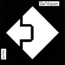 DE/VISION Da * Mals LIMITED 2CD 2007 Damals
