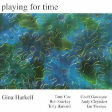 Gina Harkell - Playing for Time [CD]