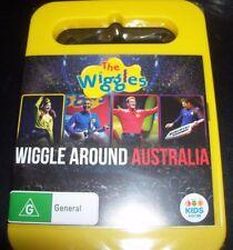 The Wiggles Around Australia - Live Concert (Australia Region 4) – New
