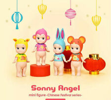 Authentic sonny angel limited ver chinese festival toy collection mini figure