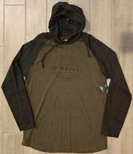 NEW O'NEILL MATEO Pullover Hooded 2XL XXLarge Graphic Logo Long sleeve Casual