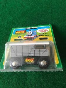 Rare original Brio Thomas the Tank Engine: Toad the Brake Van. BNIB