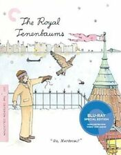 The Royal Tenenbaums Blu-ray Criterion Collection