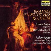 Arleen Auger - Brahms: Ein Deutsches Requiem [CD]