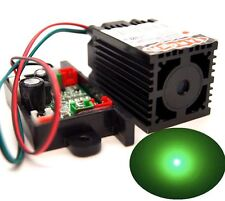 G30 532nm 30mW Green Laser Module for Stage Light/Lab/Light Source/12V/TTL/FAN