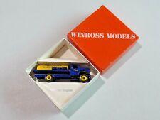 Winross Models 1984 Hershey Region Dust Control AACA National Fall Meet Truck