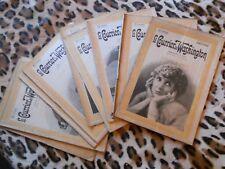 ALLAIN Marcel : Le courrier de Washington, 10 volumes - Romans-Cinéma