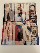 New Kids On The Block 1990 Tour Concert Program Book Booklet