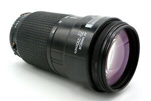 Nikon 70-210mm f/4.0 Auto Focus AF FX SLR DSLR Zoom Lens