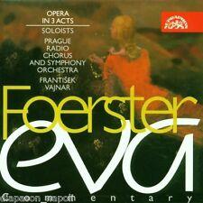 Foerster: Eva / Prague Radio Symphonie Orchestra - CD