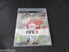 Sony Playstation 3 PS3 Game Fifa 11 Brand New Factory Sealed