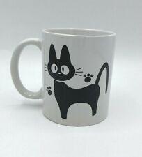 Kiki's Delivery Service Studio Ghibli Jiji Cat Mug Coffee Cup Licensed
