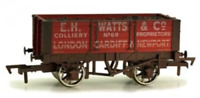 Dapol 4F-052-012 OO Gauge 5 Plank Wagon EH Watts & Co