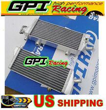 aluminum radiator KTM 250/450/530 EXC/EXC-F 2008 2009-2011 2010 08 09 10 11