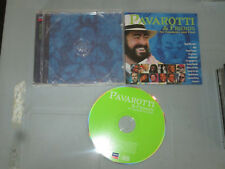 Pavarotti & Friends - For Gambodia And Tibet (Cd, Compact Disc) Complete Tested