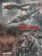 Eduard 11145 Adlertag Messerschmidt BF 110 Ltd Ed. Scale 1 48