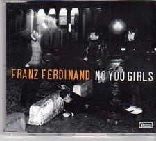 (EX354) Franz Ferdinand, No You Girls - 2009 DJ CD