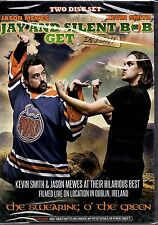 NEW 2DVD SET // Jay and Silent Bob Get Irish!   //Kevin Smith, Jason Mewes