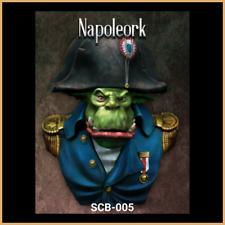 """SCALE 75 Figurine miniature peindre """"Napoleork"""" SCB-005 - Unpainted resin kit"""