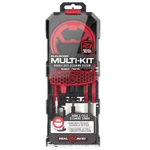 Real Avid Gun Boss Multi-Kit .22CAL Cleaning Kit Bore