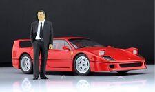 Sergio Pininfarina personaggio per 1:18 KYOSHO FERRARI 308 328 GTB 365 VERY RARE!