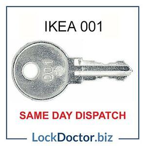KEY 001 for IKEA Furniture, IKEA cupboards, IKEA Desks FREE 48 HOUR DELIVERY