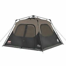 6 Person 4 Season Cabin Sleeping Unit Camping Tents For Sale